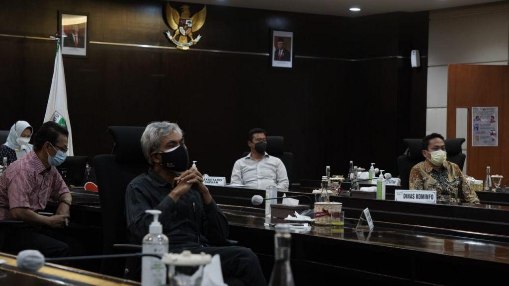 Rapat Paripurna DPRD dengan Wali Kota Batu, Fraksi Tekankan Perubahan Pagu