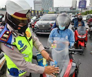 Polres Metro Kota Bekasi Resmi Laksanakan Operasi Patuh Jaya 2021