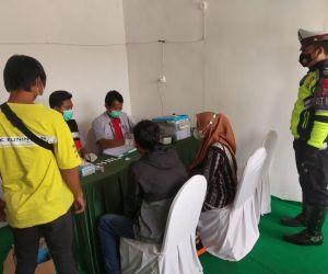 Sopir Travel Gelap Reaktif saat Di-Rapid Tes, 2 Penumpang dari Tambakboyo Tuban