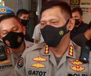 Usai Pesta Sabu, Kasat Narkoba Polrestabes Surabaya Dimutasi