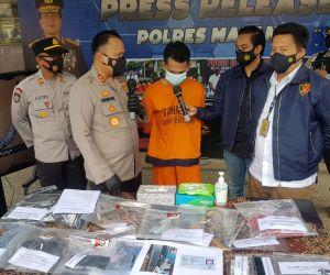 Kepergok Curi Motor, Tukang Cukur Asal Bangkalan Bunuh Wanita Hamil di Malang