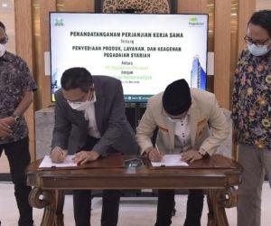 Pegadaian Gandeng PP Pemuda Muhammadiyah Jadi Agen Syariah