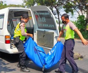 Laka Lantas di Jalan Pantura,1 Korban Meninggal Dunia