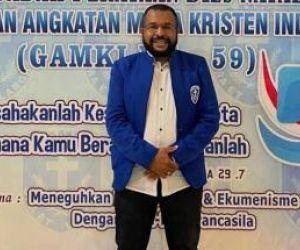 GAMKI Dukung Pelaksanaan PON XX Tahun 2021 di Tanah Papua