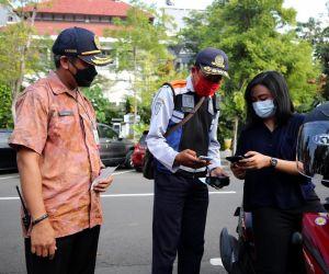 Surabaya Segera Terapkan Pembayaran Parkir Pakai QRIS
