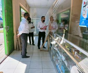 Satres Narkoba Polres Manggarai Datangi Apotek dan Toko Obat di Ruteng Manggarai