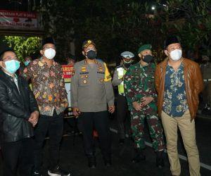 Sinergitas Forkopimda Sidoarjo untuk Sukseskan PPKM Darurat