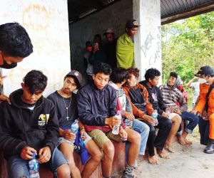 Rekreasi ke Hutan Golo Lusang, 7 Orang Remaja Di Manggarai Tersesat