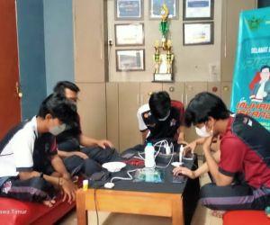 Kompetisi Mobile Legends di Harlah PKB ke-23, REM SA Tuban Masuk Semifinal