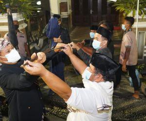 Tradisi Kirab Pusaka Aji di Kota Madiun Digelar dengan Prokes Ketat