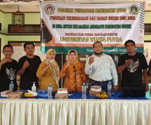 Tim PKM FISIP UWP Dorong Revitalisasi BUMDes Menuju Holding Company Desa
