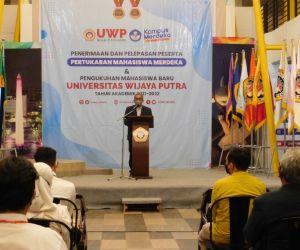 UWP Surabaya Lakukan Pertukaran Mahasiswa di Tujuh Kampus
