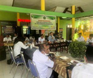 BPJS Ketenagakerjaan Sosialisasi Program ke Lurah dan Desa di Pamekasan