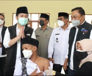 Bank Jatim Gelar Vaksinasi di Bawean 6 Hari