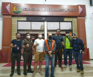 Buronan Korupsi PT Bank Mandiri Senilai Rp 120 Miliar Ditangkap Kejaksaan