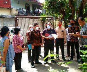 Sidang Gugatan PMH Atas Lahan di Kelurahan Sonokwijenan, Hakim Lakukan PS