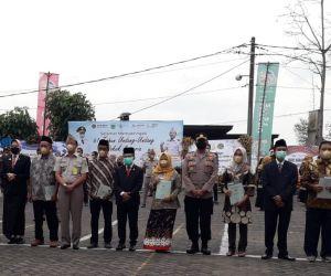 Hantaru ke-61, Wali Kota Batu Bersama BPN Tuntaskan Sertifikasi Tanah di Kota Batu