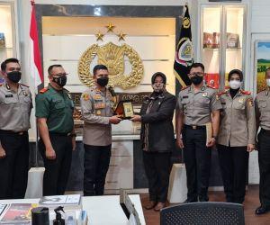Sespimen Polri Angkatan ke-61 Gelar PKP di Polda Jawa dan Bali