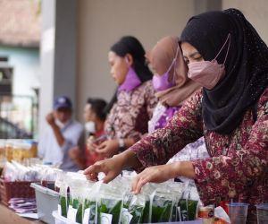 Koperasi Produsen Anugerah D Miya Batu, Resmikan Dua Komunitas