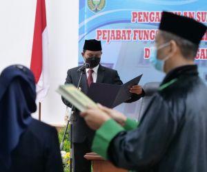 Walikota Madiun Lantik 77 dari 125 Pejabat, Sisanya Akhir Desember
