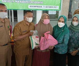 3.000 Lebih Paket Sembako Tuntas Tersalurkan di 18 Kecamatan