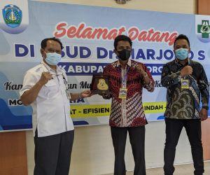 Kunjungi RSUD Ponorogo, DPRD Sleman Kagumi Pelayanan ke Pasien