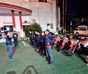 Jaga Keamanan Surabaya, Satreskrim Polrestabes Bentuk Tim Gabungan