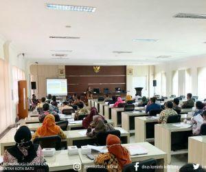 Diskominfo Kota Batu Gelar Forum Group Diskusi Tentang Data Berkualitas