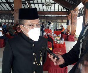 Warga Antusias Ikut Vaksin Tahap Dua dari Ahmad Basarah dan PDIP Kota Batu