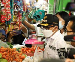 Wali Kota Malang Dorong ASN Belanja di Pasar Tradisional