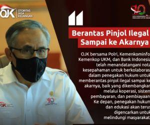 OJK: Hati-hati Tawaran Pinjol