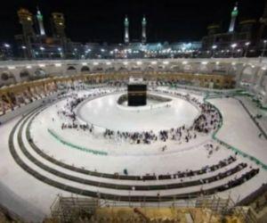Pria Bersenjata Teriak Dukung Teroris di Masjidil Haram