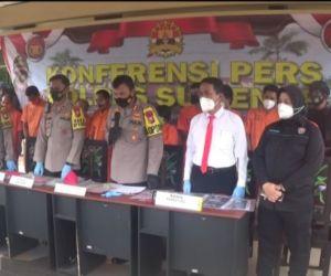 Usia 90 Tahun, Mbah Mat Ditangkap Polisi karena Buka Warung Prostitusi
