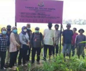 Total 100 Hektar Tanah Milik Bentjok Disita Kejagung