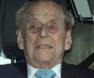 Ayah Pangeran Charles Wafat di Usia Nyaris Seabad