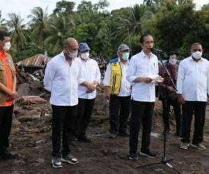 Jokowi Pastikan, Rumah Relokasi untuk Korban Bencana NTT Bakal Dibangun