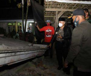 Bupati Malang Kunjungi Korban Terdampak Gempa
