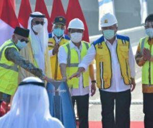 Tol Jakarta-Cikampek II Resmi Jadi JALAN LAYANG MBZ Sheikh MOHAMED BIN ZAYED