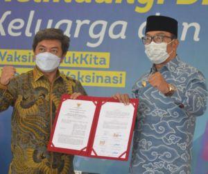 Pemprov Jabar Dorong KPPU Tingkatkan Pengawasan Kemitraan UMKM