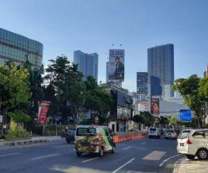Komika Asal Surabaya Terkejut Dapat Ucapan Ulang Tahun di Papan Reklame