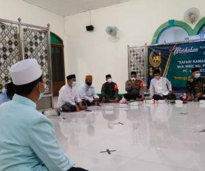 Jaga Kondusifitas Kamtibmas Krian, melalui Safari Ramadhan