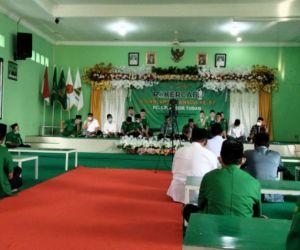 PC GP Ansor Tuban Gelar Raker, Ketua: Semoga Mampu Mengembangkan SDM
