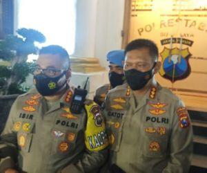 Perwira Polrestabes Surabaya Ditangkap dengan Barang Bukti Sabu dan Ekstasi