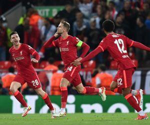 Teledor, Liverpool Kebobolan Dua Gol dari AC MIlan