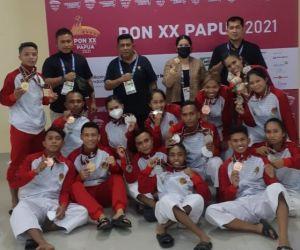 Cabor Shorinji Kempo Sumbang 10 Medali untuk NTT di PON XX Papua 2021