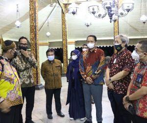 Kedatangan Tim KSP, Bupati Sumenep Ingin Wujudkan Kota Pariwisata