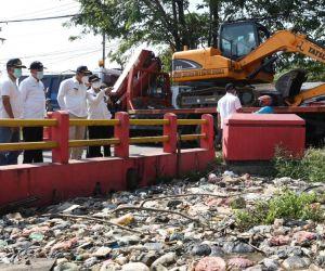 Wabup Subandi Pelototi Permasalahan Sungai Sampai Jalan