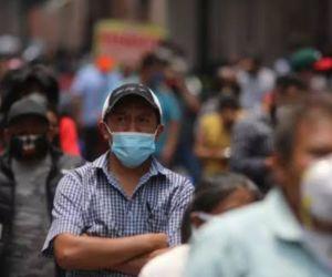 2.192 Orang Meninggal Dalam Sehari karena Covid 19 di Meksiko