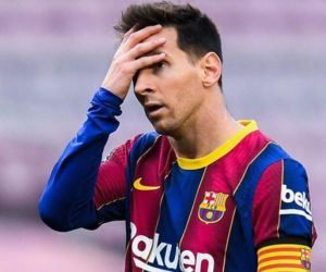 Messi Masih Setia di Barcelona