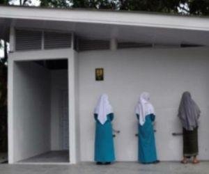 6.000 MCK Dibangun di Lembaga Pendidikan Agama dan Pondok Pesantren